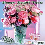 Blumen - Flowers - Fleurs 2017 Artwork