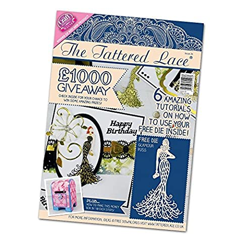Tattered Lace The Issue 26 Magazine, Multi-Colour