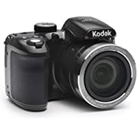 Kodak PIXPRO Astro Zoom AZ401-BK 16MP Digital Camera with 40X Optical Zoom and 3' LCD (Black)