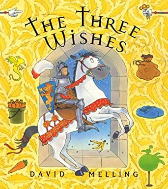 Image result for the three wishes david melling