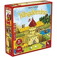 Pegasus Spiele - Kingdomino, Spiel des Jahres 2017 + Queendomino