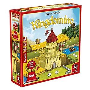 Pegasus Kingdomino, Brettspiel Estrategia – Juego de tablero (Brettspiel, Estrategia, 15 min, 30 min, 8 año(s), Alemán…