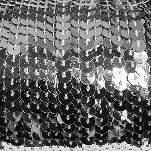 90 meter lentejuelas cinta pasamanería rollo - 6