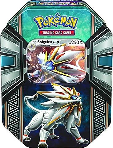 Pokémon Spring Tin 5 123,2 cm Legends of Alola GX Tin