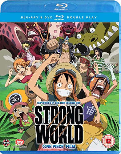 The Movie: Strong World [Blu-ray]