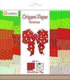 Avenue Mandarine or506C–Una Tasca Origami Paper Natale 2