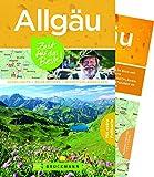Bruckmann Reiseführer Allgäu: Zeit für das Beste. Highlights, Geheimtipps, Wohlfühladressen. Inklusive Faltkarte zum Herausnehmen.