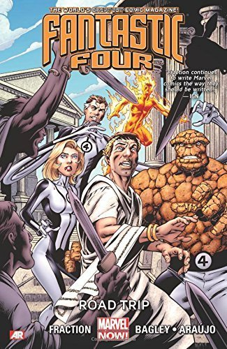 Fantastic Four, Vol. 2: Road Trip by Matt Fraction (2013-09-10)