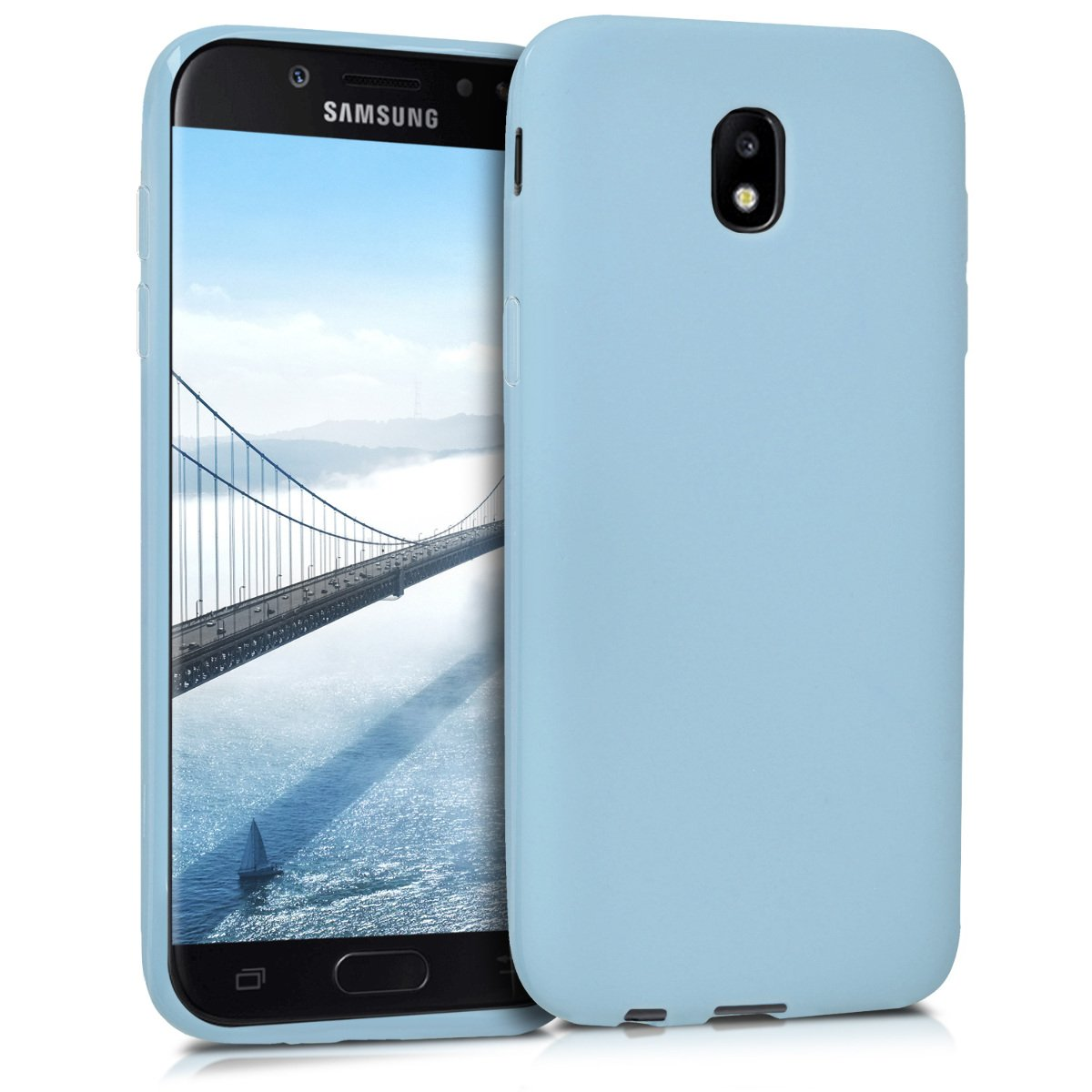091641132cb Comprar kwmobile Funda para Samsung Galaxy J5 (2017) DUOS - Carcasa ...