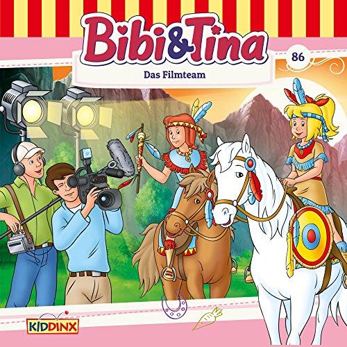 Bibi und Tina (86) Das Filmteam - kiddinx 2017