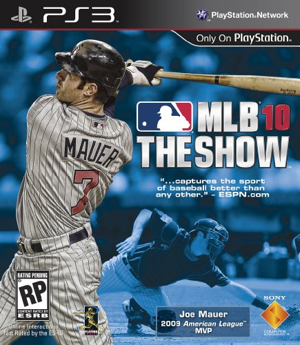 MLB 10 - The Show (Major League Baseball) (englische Version)