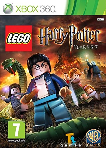 Lego Harry Potter Years 5-7 Classics Game (Xbox 360)