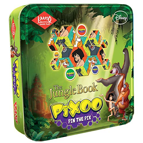 Disney Pixoo - Jungle Book Puzzle Game for Kids 4+ Years