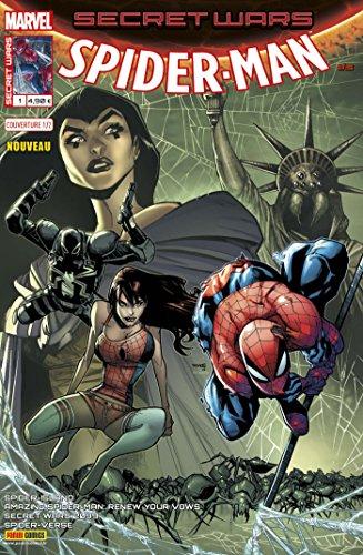 Secret Wars : Spider-Man 1 1/2 a. Kubert