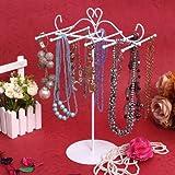 Songmics-Soporte-para-joyas-colgador-para-pendientes-pulseras-con-perchas-color-blanco-JDS062