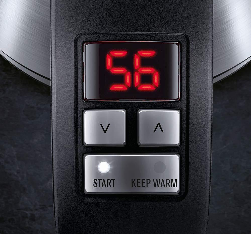 AEG-EWA7700-Wasserkocher-17-Liter-2400-W-LCD-Display-13-variable-Temperaturstufen-in-5-Grad-Temperaturschritten-von-40C-bis-100C-Entnehmbarer-Kalkfilter-Edelstahl