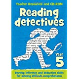 Year 5 Reading Detectives: Teacher Resources and CD-ROM