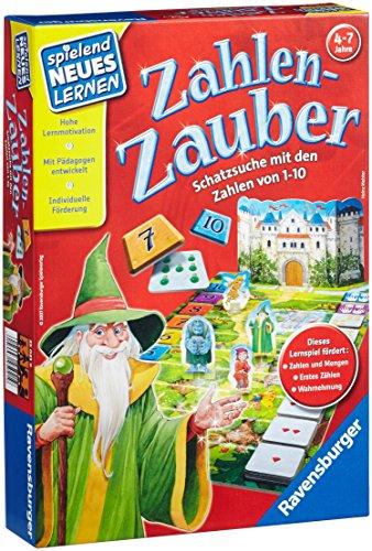 Ravensburger 25021 - Zahlen-Zauber (Wir-karte-kalender)