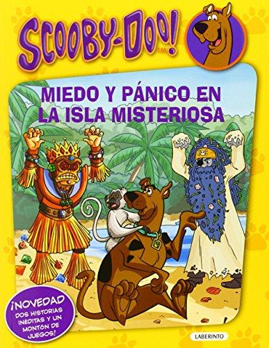 Scooby-Doo: Miedo y pánico en la isla misteriosa por Cristina Brambilla