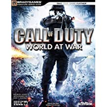 Call Of Duty: World at War Signature Series Guide (Brady Games) (Bradygames Signature Guides) by BradyGames (2008-11-05)