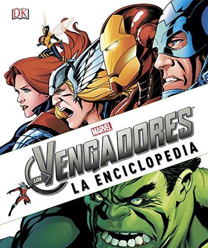 Los Vengadores: La enciclopedia (MARVEL) por Varios autores
