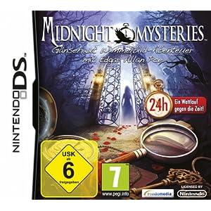 Midnight Mysteries DS