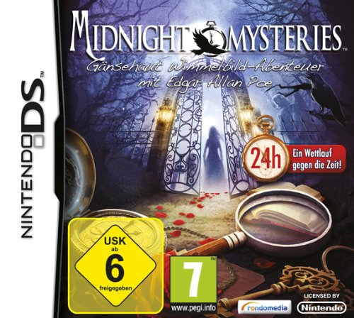 Midnight Mysteries DS