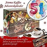 Geschenke zum 51. | Weihnachtskalender | Weihnachtskalender ganze Bohnen Weihnachtskalender Bohnen Kaffee Weihnachtskalender ganze Bohnen Weihnachtskalender Arabica Bohnen Weihnachtskalender xxl