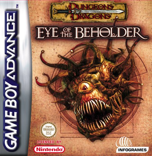 Dungeons + Dragons: Eye of the Beholder