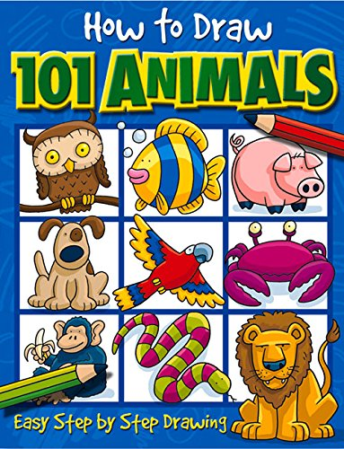 Download Pdf How To Draw 101 Animals Easy Step By Step Drawing By Dan Green Full Pages Fhtu46rshfdrh