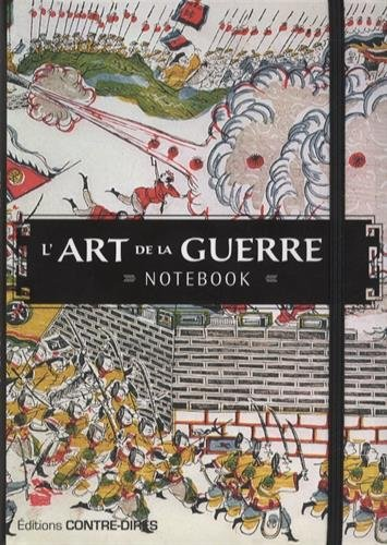 Art de la guerre notebook