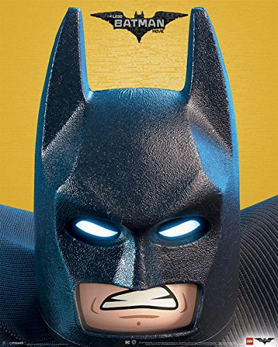 Mini Poster Lego Batman Close Up 40 x 50 cm