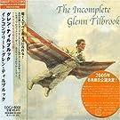 Incomplete Glenn Tilbrook