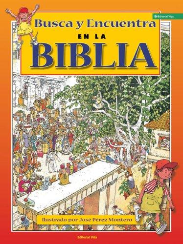 Busca Y Encuentra En La Biblia por Carl Anker Mortensen