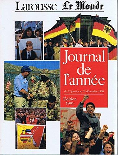 Le journal de l'annee 1991