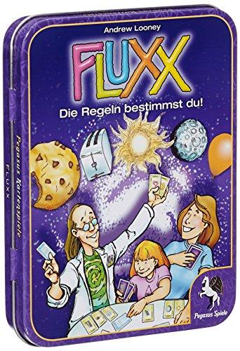 Preisvergleich Produktbild Pegasus Spiele 18110G - Fluxx (Metalldose)