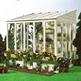 The Dolls House Emporium Greenhouse Conservatory, Fully Painted