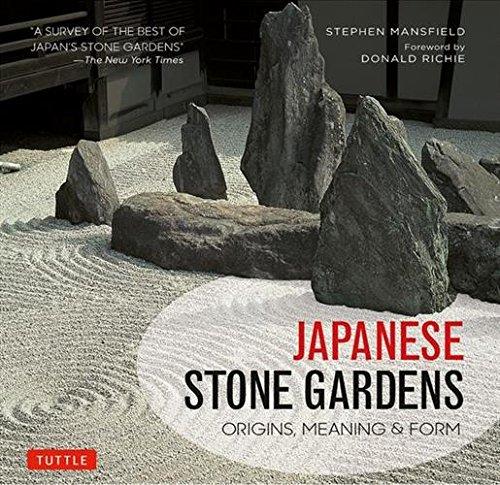 Japanese Stone Gardens: Origins, Meaning, Form par Stephen Mansfield