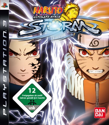 Naruto: Ultimate Ninja Storm - Naruto Ninja Ps3 Ultimate