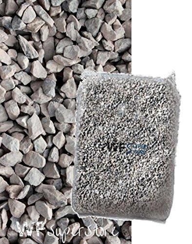 Photo Gallery wueffe s.r.l. pietrisco spaccato - sacco da 25 kg - sassi ghiaia ghiaietto sassolini (6/12)