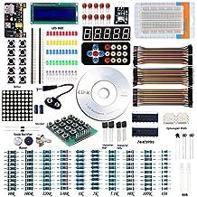 Basic Beginners Learning Project kit pour Arduino UNO R3, Pour Mega2560, Pour Raspberry Pi (tutoriel inclus)