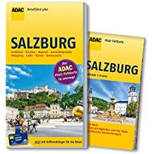 ADAC Reiseführer plus Salzburg: mit Maxi-Faltkarte zum Herausnehmen
