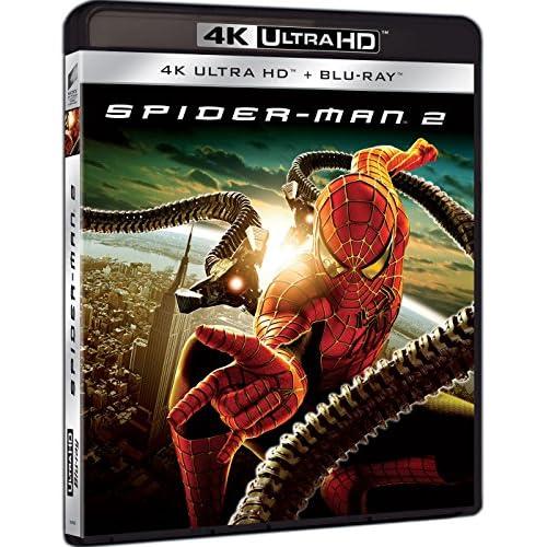 Spider-Man 2 (4K UHD + BD) [Blu-ray] 2