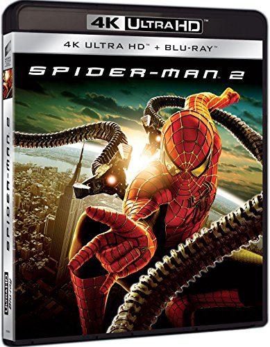 Spider-Man 2 (4K UHD + BD) [Blu-ray]