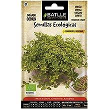 Semillas Ecológicas Aromáticas - Orégano Común - ECO - Batlle