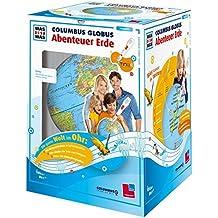 """WAS IST WAS Columbus Globus """"Abenteuer Erde"""": Ohne TING-Stift (TING - Spielen, Lernen, Wissen)"""