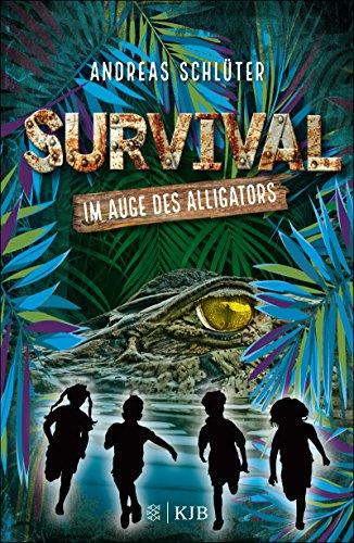 Survival - Im Auge des Alligators Krokodil Alligator