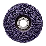 3M XT-RD Scotch-Brite XT 5818 - Disco rigido con lame per pulizia, 115 x 22 mm, colore: Viola