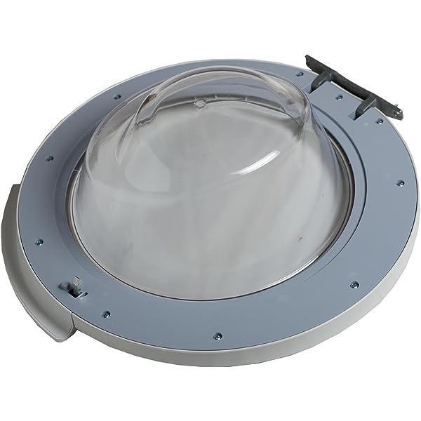 Siemens WFL248Y//24 5500003032 Tür Bullauge für Waschmaschine mit Scharnier