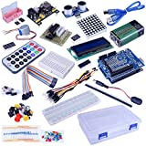 Best Arduino Starter Kits - Quimat Project Complete Starter Kit for Arduino UNO Review